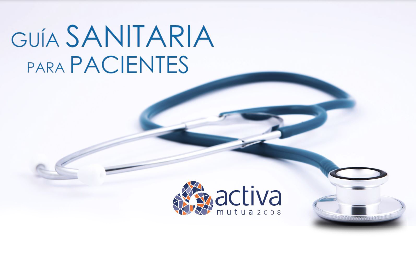"""Guía sanitaria audiovisual para pacientes"", disponible en la web de Activa Mutua."